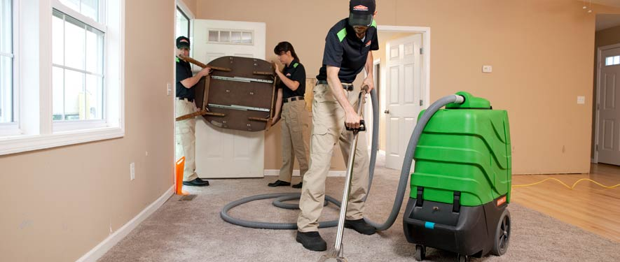 Mission Viejo, CA residential restoration cleaning